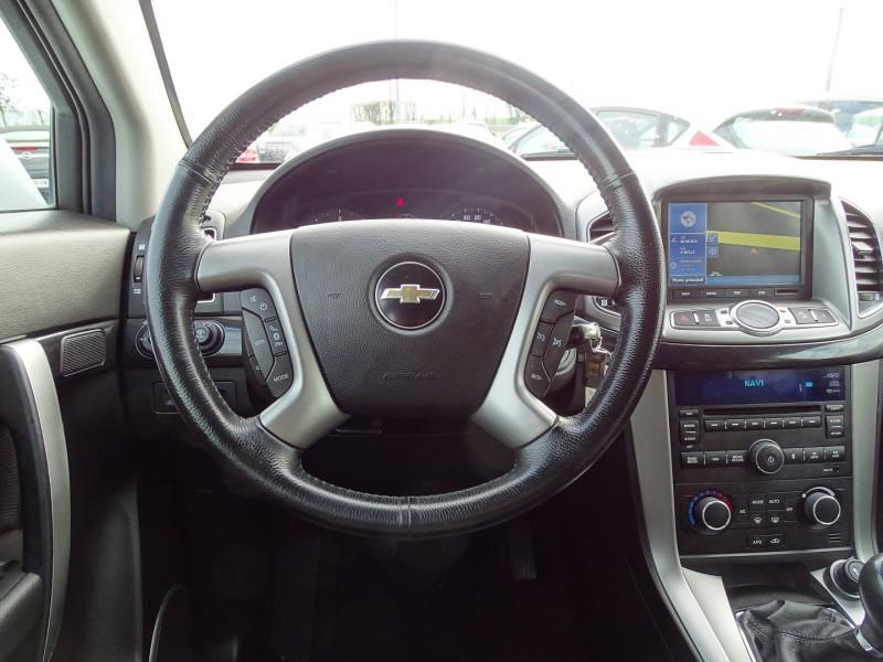Photo 9 de l'offre de CHEVROLET CAPTIVA 2.2 VCDI163 LT+ S&S à 10790€ chez International Auto Auneau