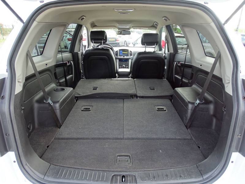Photo 17 de l'offre de CHEVROLET CAPTIVA 2.2 VCDI163 LT+ S&S à 10790€ chez International Auto Auneau