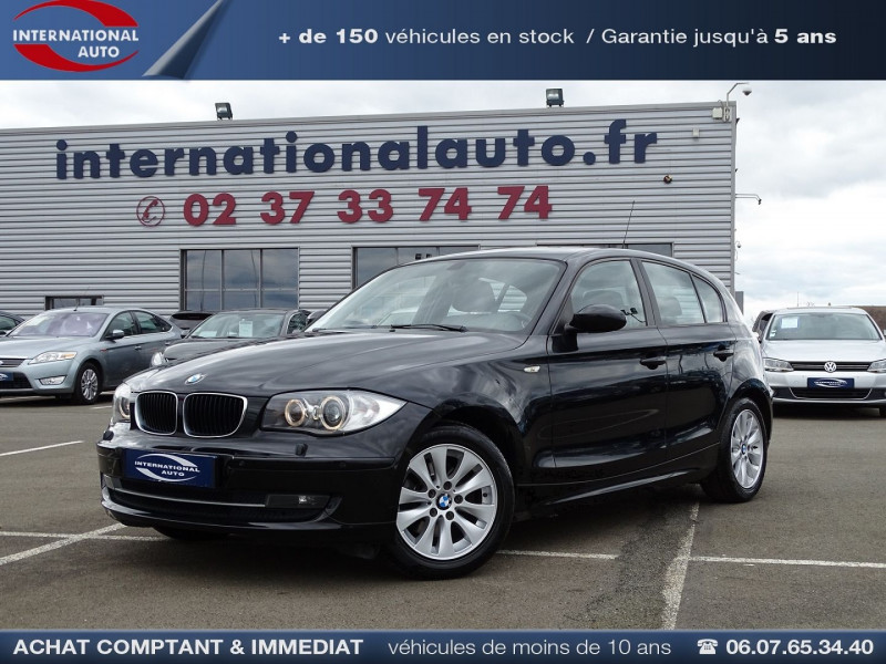 Photo 1 de l'offre de BMW SERIE 1 (E81/E87) 118D 143CH CONFORT 5P à 8190€ chez International Auto Auneau