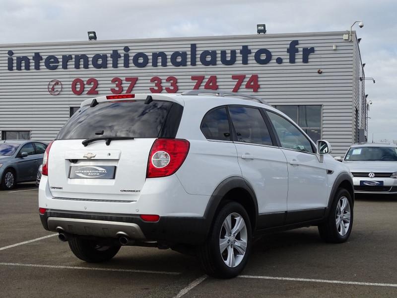 Photo 3 de l'offre de CHEVROLET CAPTIVA 2.2 VCDI163 LT+ S&S à 10790€ chez International Auto Auneau