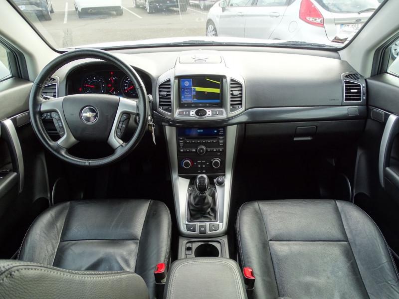 Photo 10 de l'offre de CHEVROLET CAPTIVA 2.2 VCDI163 LT+ S&S à 10790€ chez International Auto Auneau