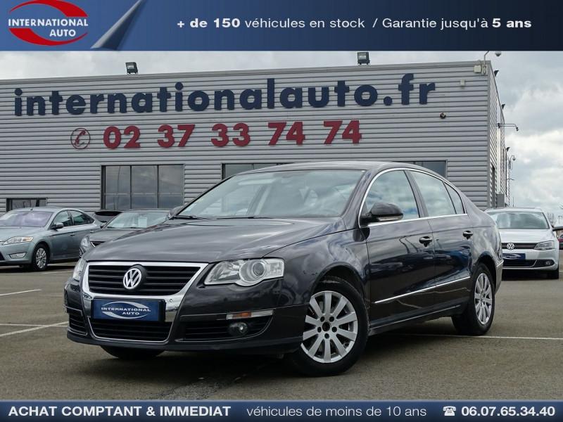 Volkswagen PASSAT 1.8 TSI 160CH CONFORTLINE Essence GRIS FONCE Occasion à vendre