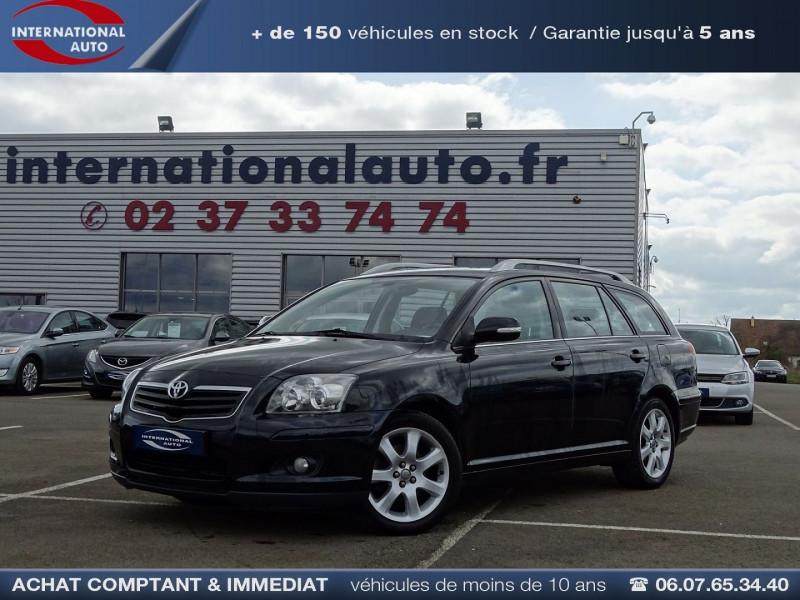 Photo 1 de l'offre de TOYOTA AVENSIS BREAK 126 D-4D TECHNO PACK à 6890€ chez International Auto Auneau