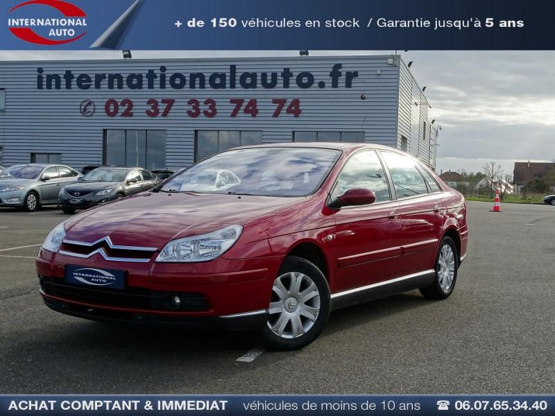 Photo 1 de l'offre de CITROEN C5 2.0I 16V 143CH PACK AMBIANCE BA à 3590€ chez International Auto Auneau