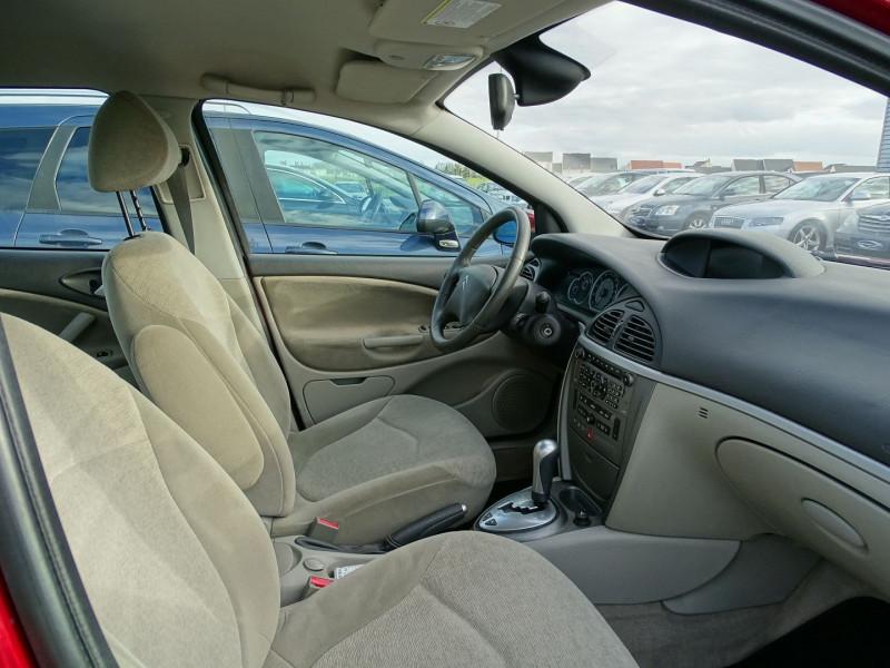 Photo 6 de l'offre de CITROEN C5 2.0I 16V 143CH PACK AMBIANCE BA à 3590€ chez International Auto Auneau