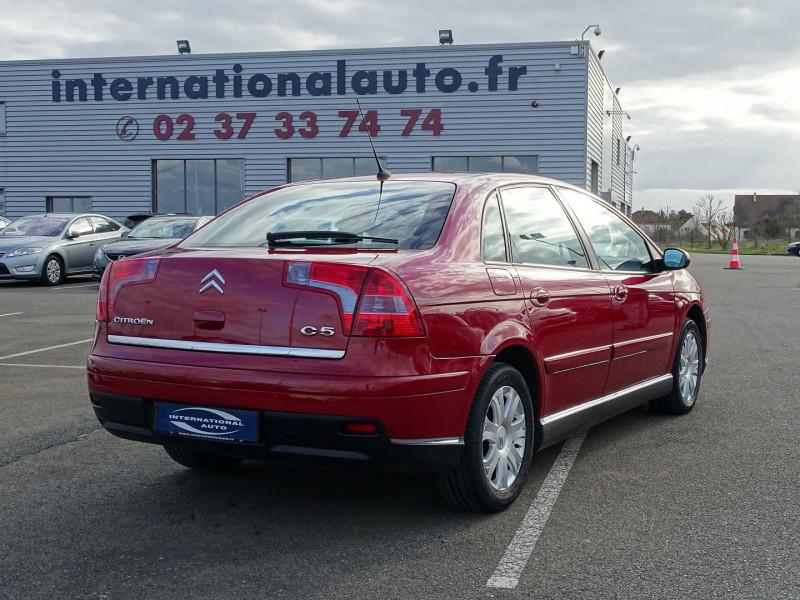 Photo 2 de l'offre de CITROEN C5 2.0I 16V 143CH PACK AMBIANCE BA à 3590€ chez International Auto Auneau