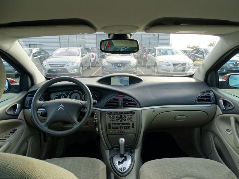 Photo 8 de l'offre de CITROEN C5 2.0I 16V 143CH PACK AMBIANCE BA à 3590€ chez International Auto Auneau