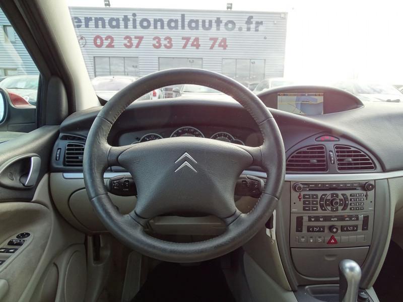 Photo 9 de l'offre de CITROEN C5 2.0I 16V 143CH PACK AMBIANCE BA à 3590€ chez International Auto Auneau