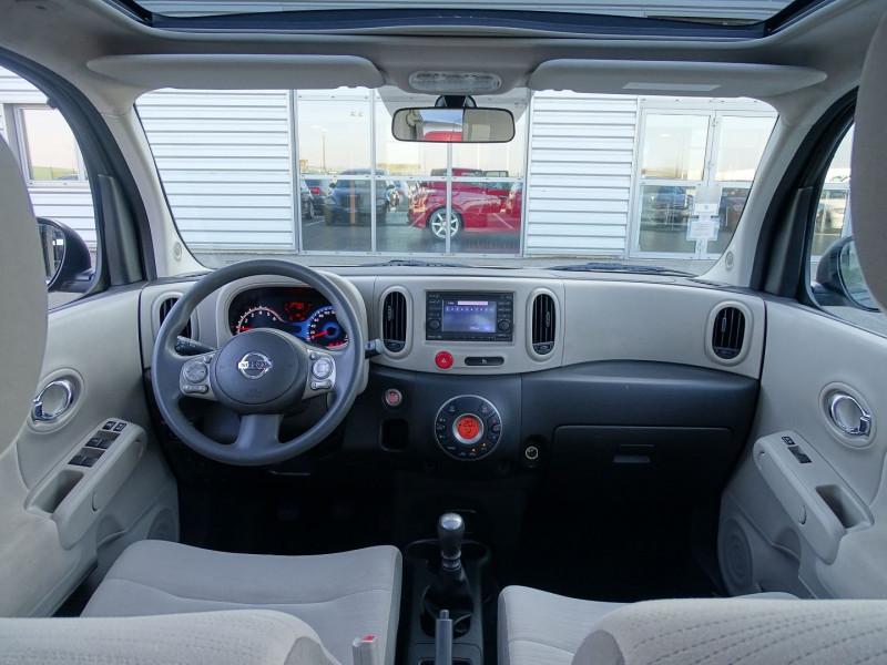 Photo 11 de l'offre de NISSAN CUBE 1.5 DCI 110CH FAP PURE à 5990€ chez International Auto Auneau