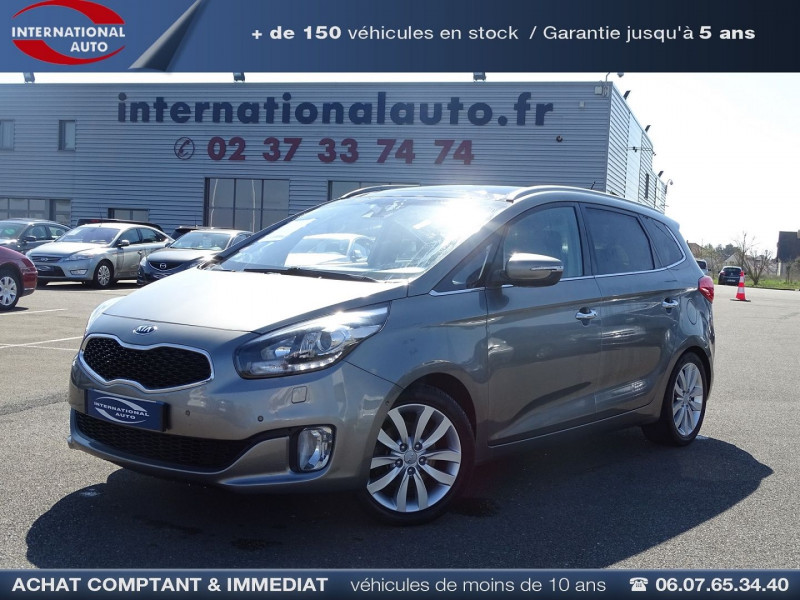 Photo 1 de l'offre de KIA CARENS 2.0 GDI 165  PREMIUM ISG 7 PLACES à 12890€ chez International Auto Auneau