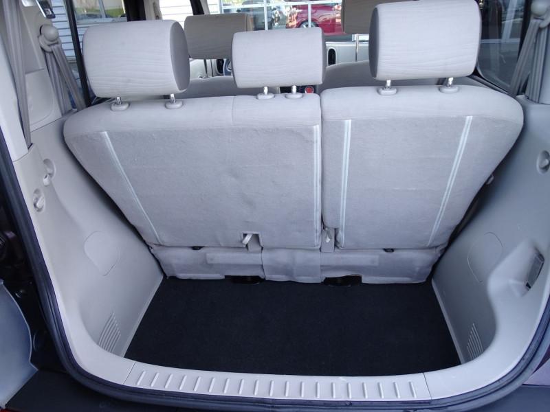 Photo 7 de l'offre de NISSAN CUBE 1.5 DCI 110CH FAP PURE à 5990€ chez International Auto Auneau