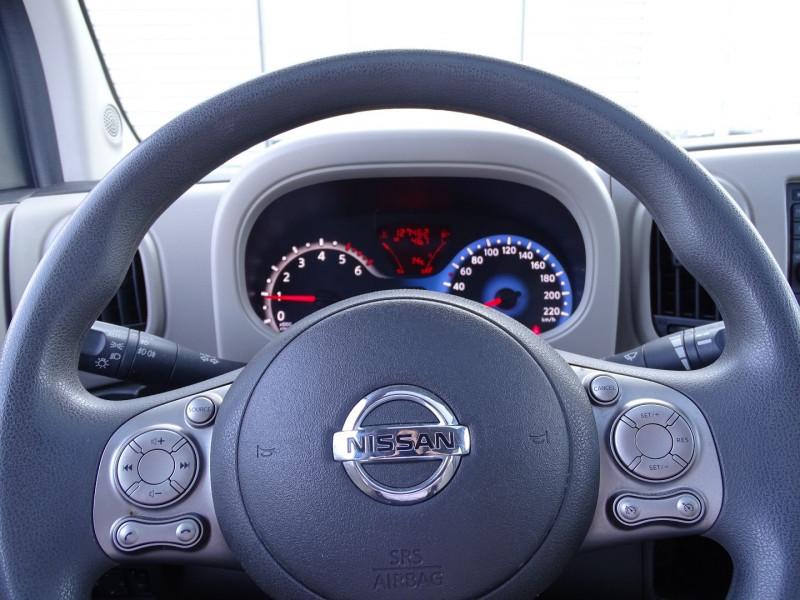 Photo 9 de l'offre de NISSAN CUBE 1.5 DCI 110CH FAP PURE à 5990€ chez International Auto Auneau