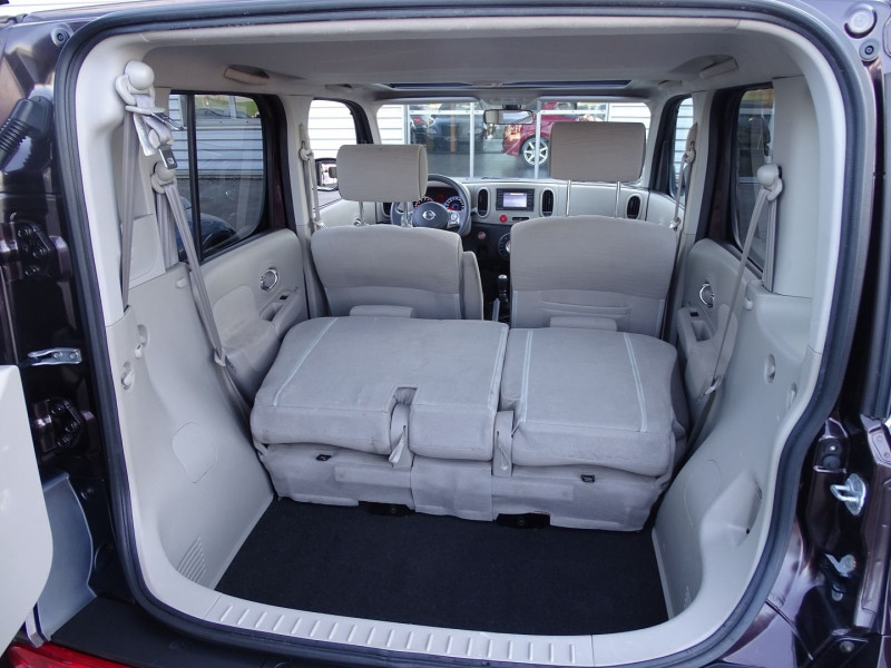 Photo 8 de l'offre de NISSAN CUBE 1.5 DCI 110CH FAP PURE à 5990€ chez International Auto Auneau