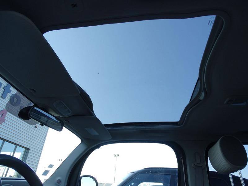 Photo 16 de l'offre de NISSAN CUBE 1.5 DCI 110CH FAP PURE à 5990€ chez International Auto Auneau