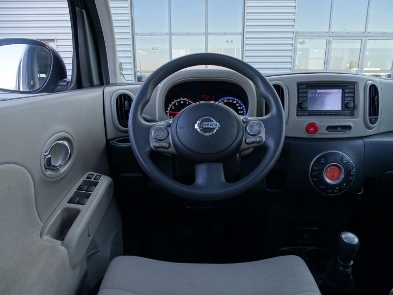 Photo 10 de l'offre de NISSAN CUBE 1.5 DCI 110CH FAP PURE à 5990€ chez International Auto Auneau