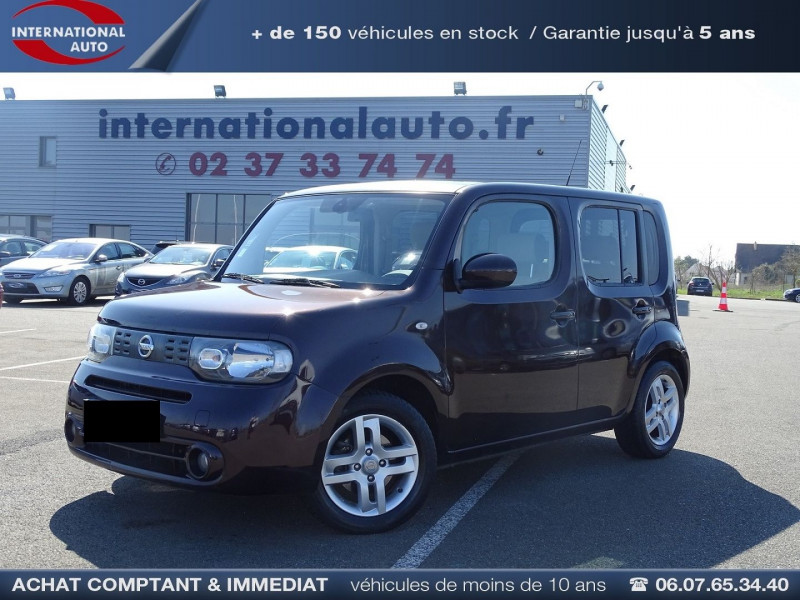 Photo 1 de l'offre de NISSAN CUBE 1.5 DCI 110CH FAP PURE à 5990€ chez International Auto Auneau
