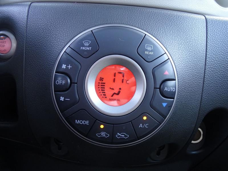 Photo 15 de l'offre de NISSAN CUBE 1.5 DCI 110CH FAP PURE à 5990€ chez International Auto Auneau