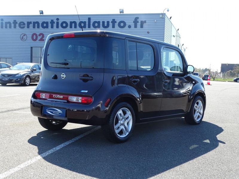 Photo 2 de l'offre de NISSAN CUBE 1.5 DCI 110CH FAP PURE à 5990€ chez International Auto Auneau