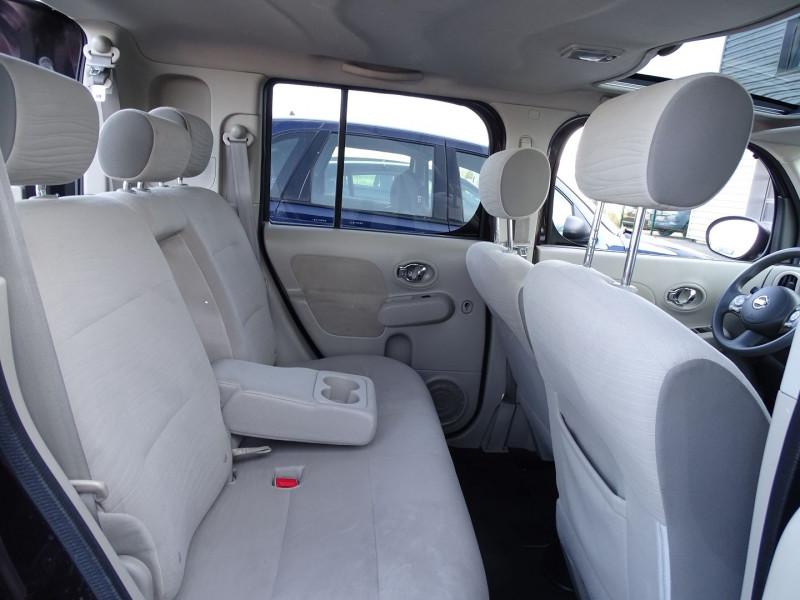 Photo 5 de l'offre de NISSAN CUBE 1.5 DCI 110CH FAP PURE à 5990€ chez International Auto Auneau