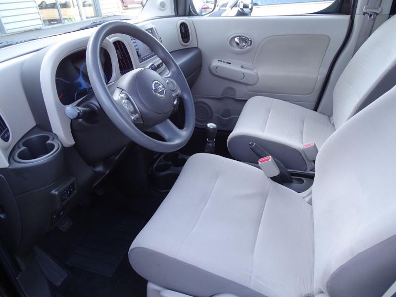 Photo 3 de l'offre de NISSAN CUBE 1.5 DCI 110CH FAP PURE à 5990€ chez International Auto Auneau