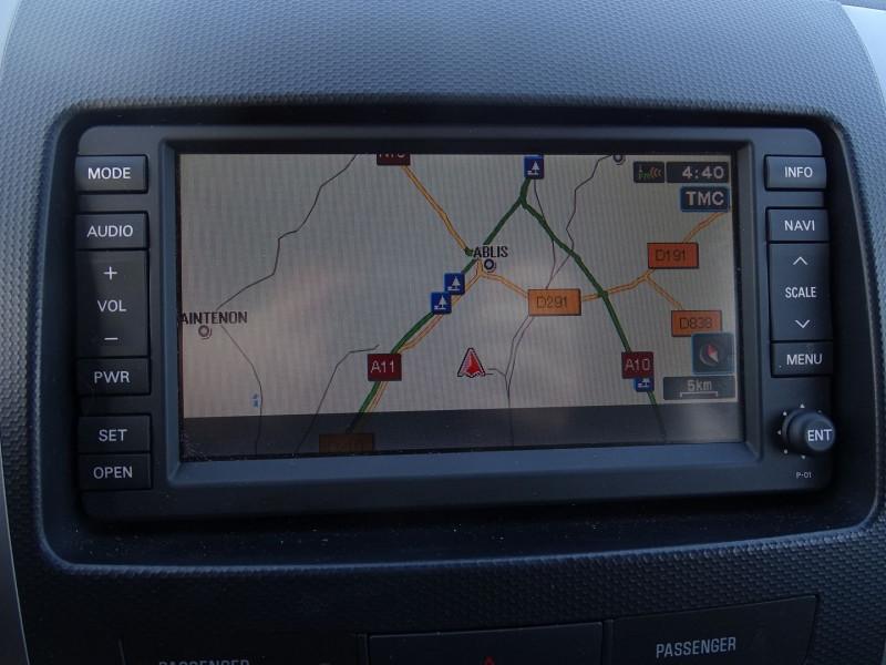 Photo 18 de l'offre de PEUGEOT 4007 2.2 HDI 16V FAP DRIVETECH II DCS6 à 9890€ chez International Auto Auneau