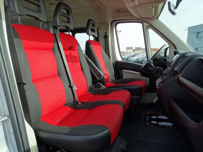 Photo 6 de l'offre de FIAT DUCATO COMBI 3.0 CH1 2.0 MULTIJET 16V 115CH à 13490€ chez International Auto Auneau