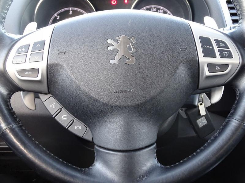 Photo 15 de l'offre de PEUGEOT 4007 2.2 HDI 16V FAP DRIVETECH II DCS6 à 9890€ chez International Auto Auneau