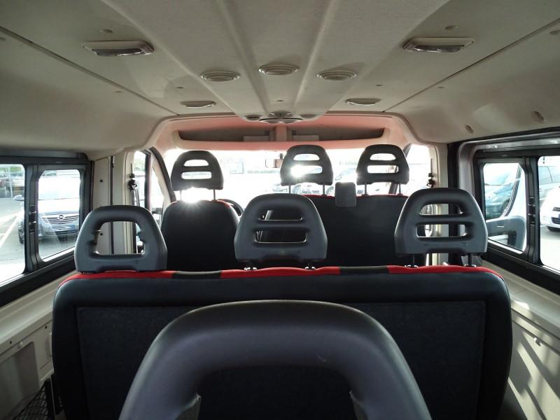 Photo 13 de l'offre de FIAT DUCATO COMBI 3.0 CH1 2.0 MULTIJET 16V 115CH à 13490€ chez International Auto Auneau