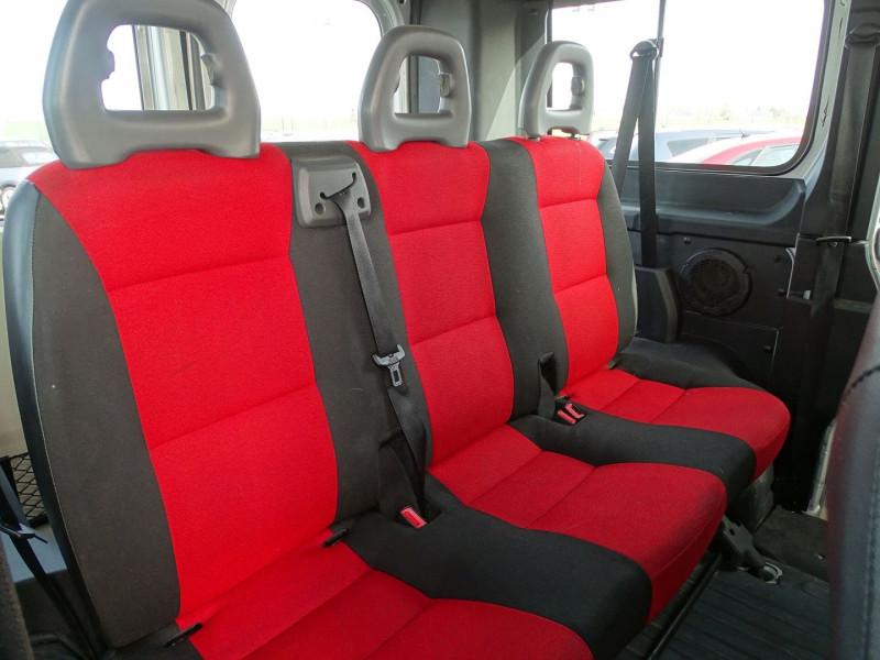 Photo 4 de l'offre de FIAT DUCATO COMBI 3.0 CH1 2.0 MULTIJET 16V 115CH à 13490€ chez International Auto Auneau