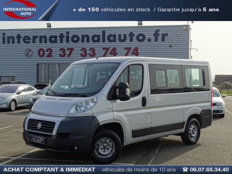 Fiat DUCATO COMBI 3.0 CH1 2.0 MULTIJET 16V 115CH Diesel GRIS CLAIR  Occasion à vendre