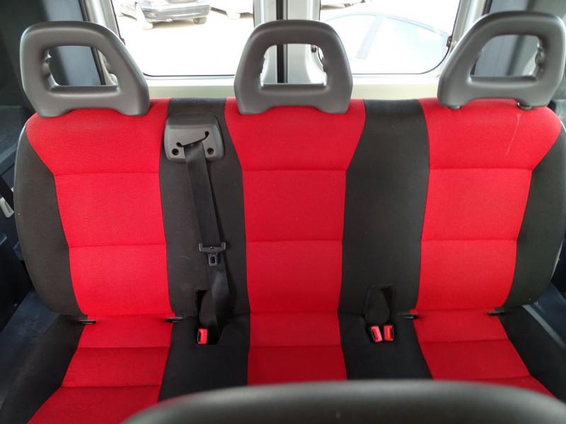 Photo 11 de l'offre de FIAT DUCATO COMBI 3.0 CH1 2.0 MULTIJET 16V 115CH à 13490€ chez International Auto Auneau