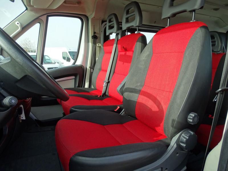 Photo 10 de l'offre de FIAT DUCATO COMBI 3.0 CH1 2.0 MULTIJET 16V 115CH à 13490€ chez International Auto Auneau