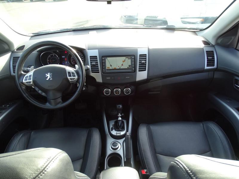 Photo 9 de l'offre de PEUGEOT 4007 2.2 HDI 16V FAP DRIVETECH II DCS6 à 9890€ chez International Auto Auneau