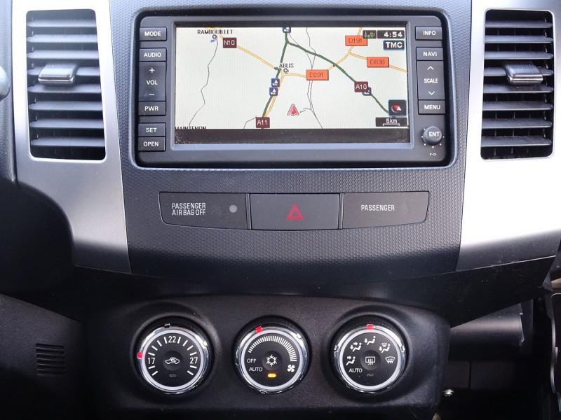 Photo 16 de l'offre de PEUGEOT 4007 2.2 HDI 16V FAP DRIVETECH II DCS6 à 9890€ chez International Auto Auneau