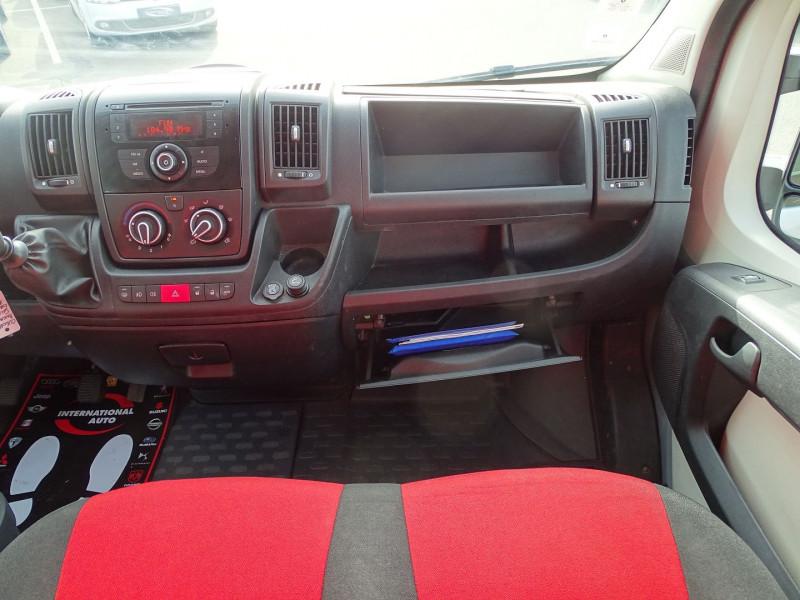 Photo 7 de l'offre de FIAT DUCATO COMBI 3.0 CH1 2.0 MULTIJET 16V 115CH à 13490€ chez International Auto Auneau