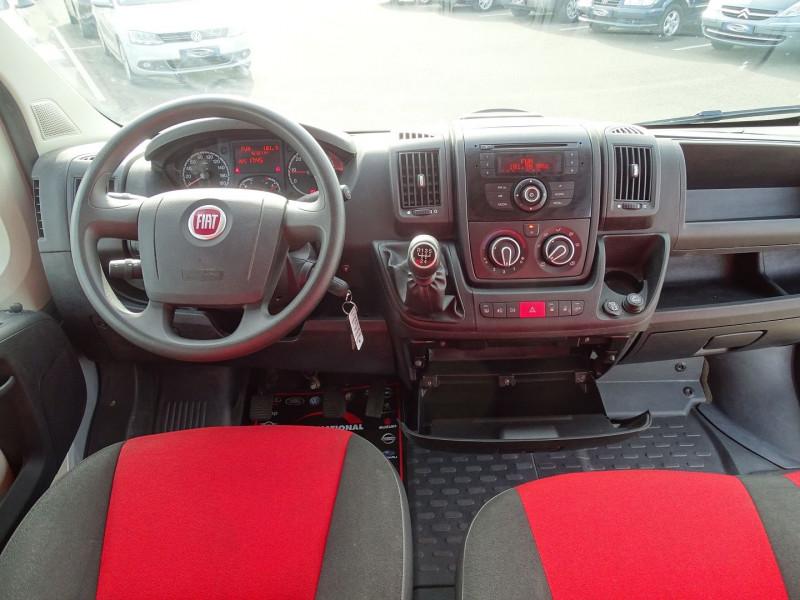 Photo 8 de l'offre de FIAT DUCATO COMBI 3.0 CH1 2.0 MULTIJET 16V 115CH à 13490€ chez International Auto Auneau