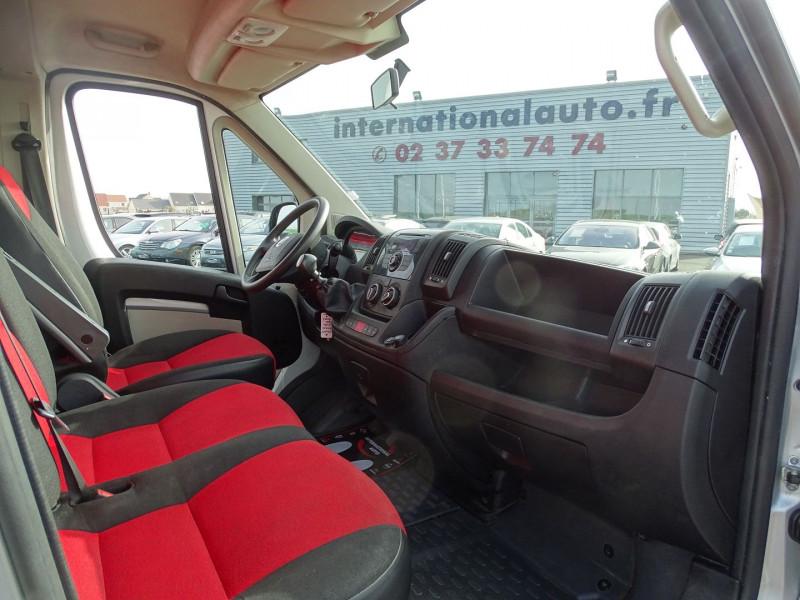 Photo 5 de l'offre de FIAT DUCATO COMBI 3.0 CH1 2.0 MULTIJET 16V 115CH à 13490€ chez International Auto Auneau