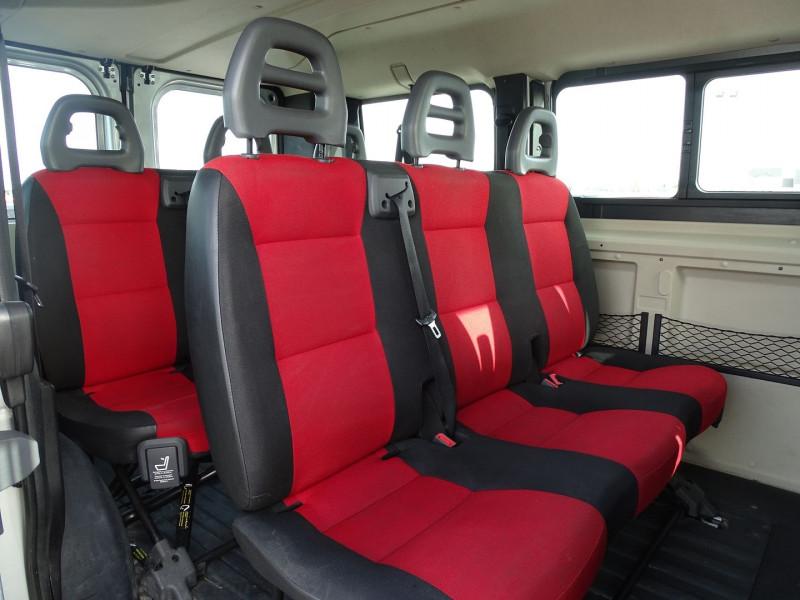 Photo 3 de l'offre de FIAT DUCATO COMBI 3.0 CH1 2.0 MULTIJET 16V 115CH à 13490€ chez International Auto Auneau