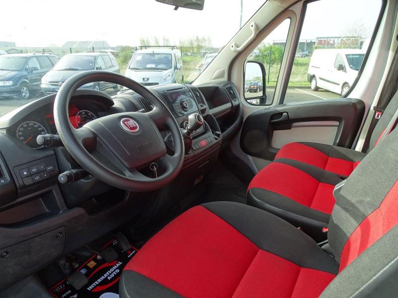 Photo 9 de l'offre de FIAT DUCATO COMBI 3.0 CH1 2.0 MULTIJET 16V 115CH à 13490€ chez International Auto Auneau