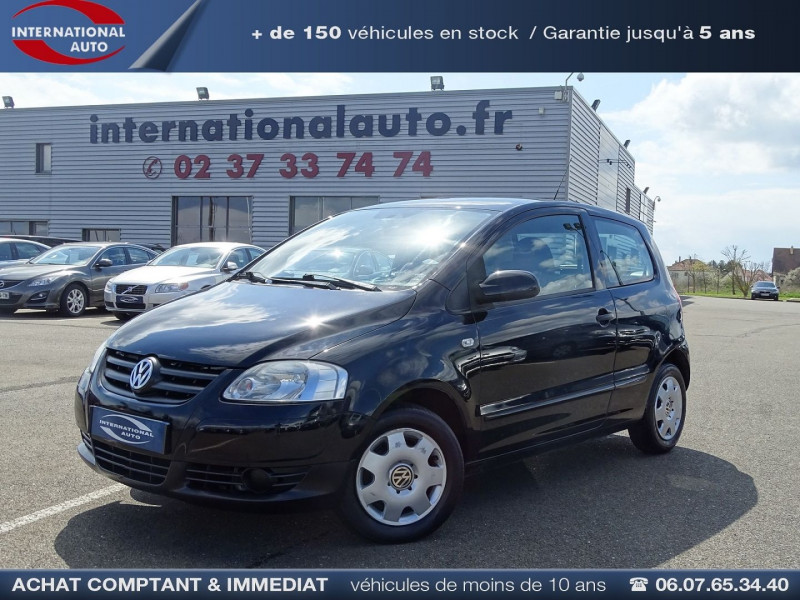 Photo 1 de l'offre de VOLKSWAGEN FOX 1.2 55CH à 3890€ chez International Auto Auneau