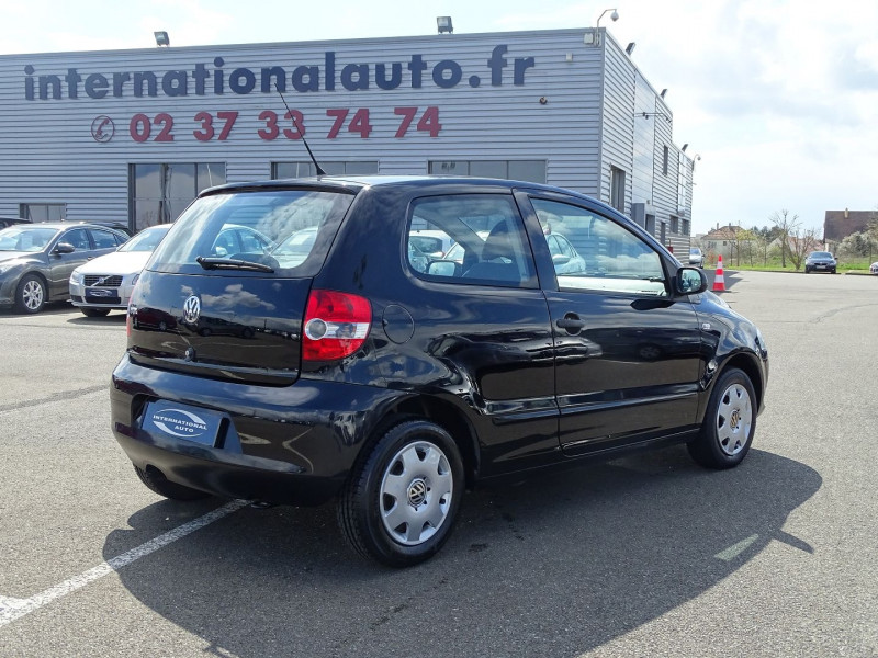 Photo 2 de l'offre de VOLKSWAGEN FOX 1.2 55CH à 3890€ chez International Auto Auneau