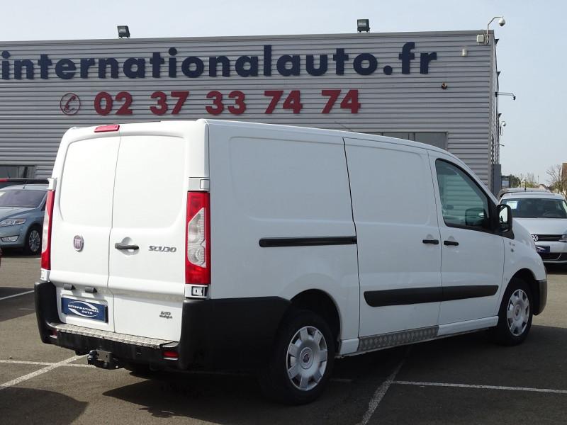 Photo 2 de l'offre de FIAT SCUDO FG 1.2 CH1 MULTIJET 16V 120CH PACK à 8490€ chez International Auto Auneau