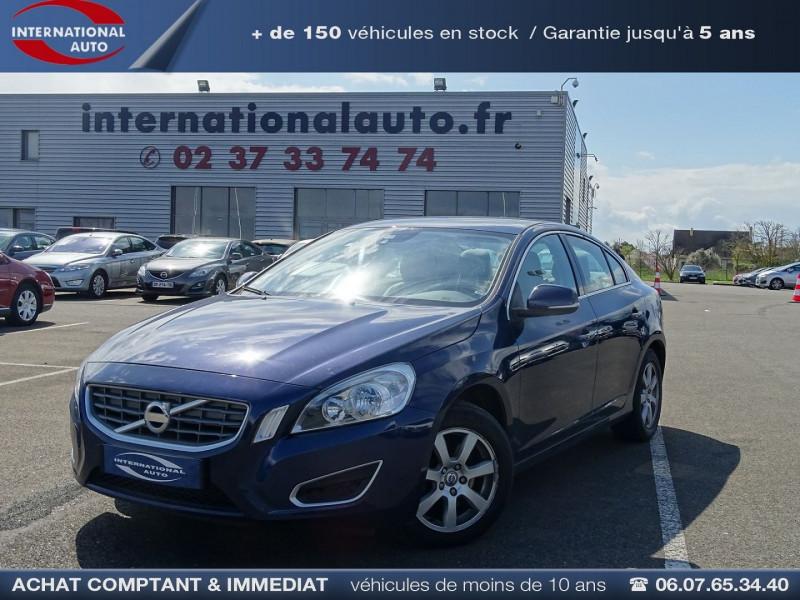 Photo 1 de l'offre de VOLVO S60 D2 115CH START&STOP MOMENTUM POWERSHIFT à 9690€ chez International Auto Auneau