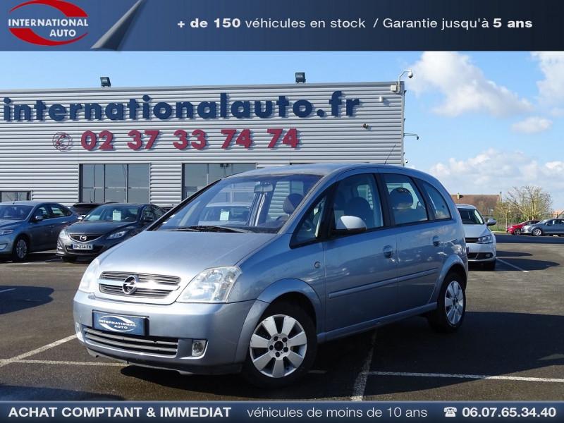 Opel MERIVA 1.7 CDTI COSMO Diesel GRIS CLAIR  Occasion à vendre