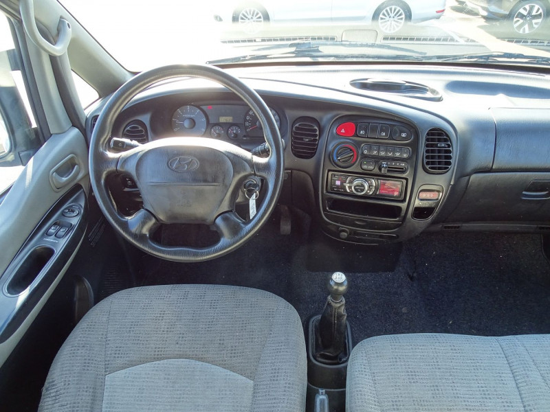 Photo 11 de l'offre de HYUNDAI SATELLITE 2.5 CRDI140 PACK CONFORT à 12690€ chez International Auto Auneau