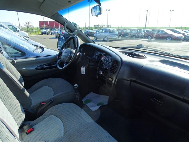 Photo 6 de l'offre de HYUNDAI SATELLITE 2.5 CRDI140 PACK CONFORT à 12690€ chez International Auto Auneau