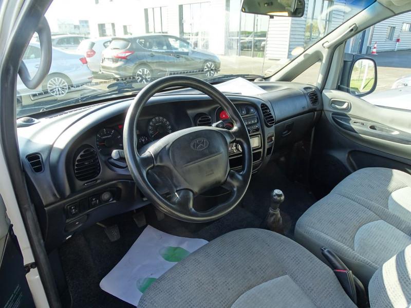 Photo 3 de l'offre de HYUNDAI SATELLITE 2.5 CRDI140 PACK CONFORT à 12690€ chez International Auto Auneau