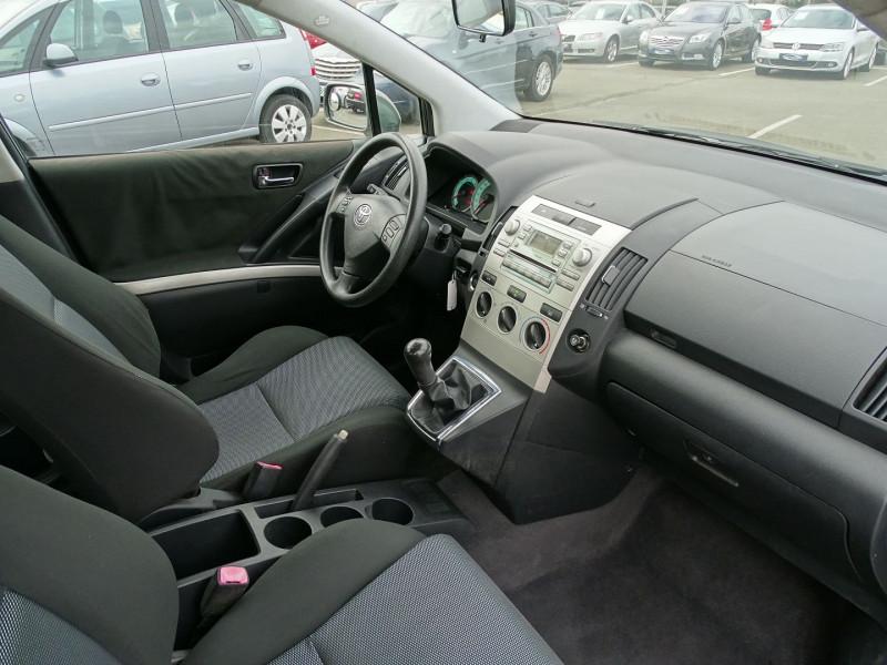 Photo 4 de l'offre de TOYOTA COROLLA VERSO 115 D-4D TERRA 7 PLACES à 6490€ chez International Auto Auneau