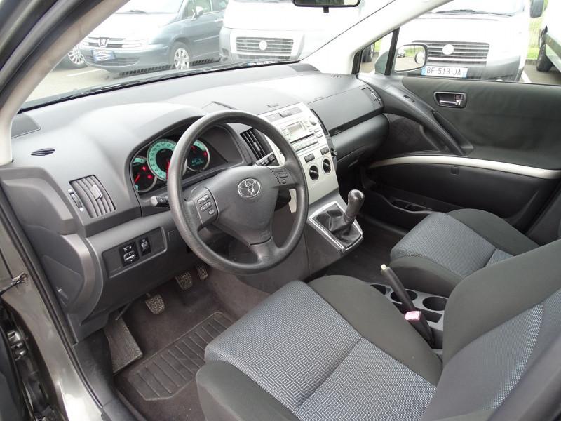 Photo 3 de l'offre de TOYOTA COROLLA VERSO 115 D-4D TERRA 7 PLACES à 6490€ chez International Auto Auneau