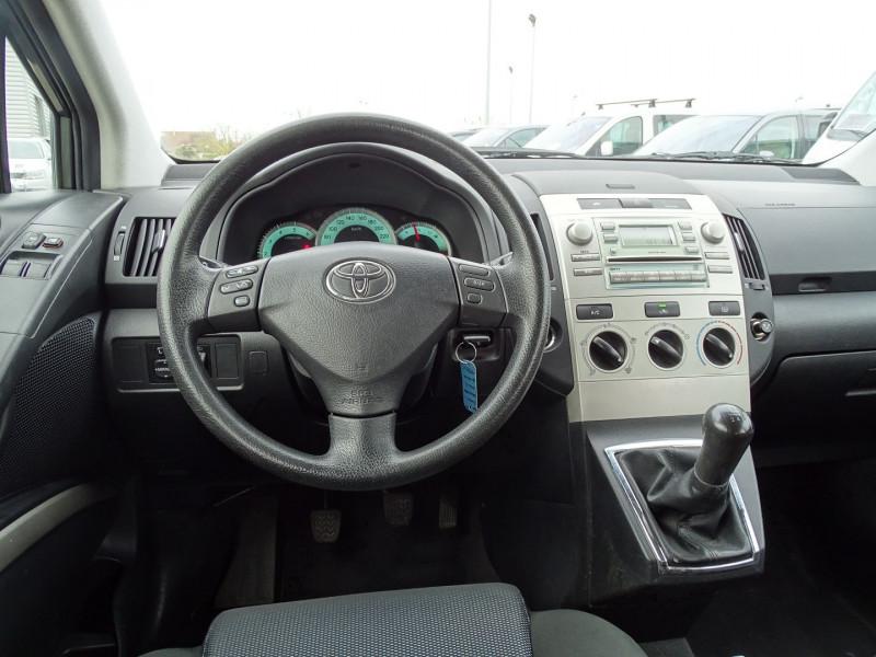 Photo 6 de l'offre de TOYOTA COROLLA VERSO 115 D-4D TERRA 7 PLACES à 6490€ chez International Auto Auneau